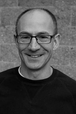 Ben Wilson - Graphic Design Supervisor