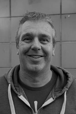 Paul Stimpson - Set Construction Supervisor